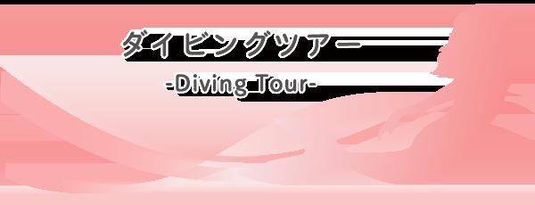 ダイビングショップRIZE|ダイビングツアー